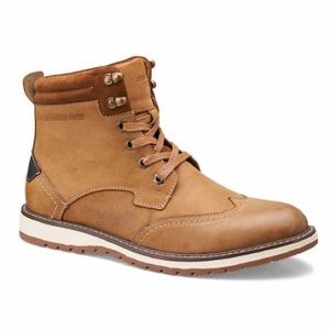 Members Only LEGACY WINGTIP LEATHER BOOT